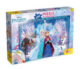 Puzzle dla dzieci Lisciani Giochi Disney dwustronne 250 el. Kraina Lodu