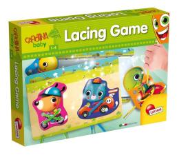 Gra dla małych dzieci Lisciani Giochi Carotina Baby Lacing