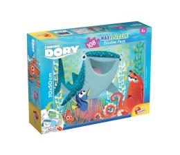 Puzzle dla dzieci Lisciani Giochi Disney Dwustronne Maxi 108 el. Dory i przyjaciele