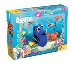 Puzzle dla dzieci Lisciani Giochi Disney Dwustronne 60 el. Gdzie jest Dory
