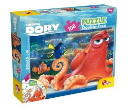 Puzzle dla dzieci Lisciani Giochi Disney dwustronne 108 el. Gdzie jest Dory