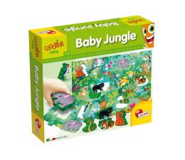 Gra dla małych dzieci Lisciani Giochi Carotina Baby Dżungla