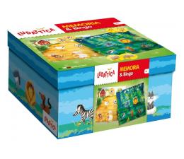 Gra dla małych dzieci Lisciani Giochi Ludattica Memoria Bingo