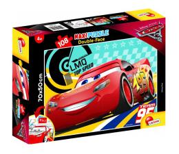 Puzzle dla dzieci Lisciani Giochi Disney dwustronne Maxi 108 el. Auta 3