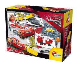 Zabawka plastyczna / kreatywna Lisciani Giochi Disney zestaw Auta 3 Supercollage