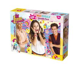 Puzzle dla dzieci Lisciani Giochi Disney DF Supermaxi 108 el. Soy Luna