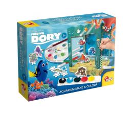 Zabawka plastyczna / kreatywna Lisciani Giochi Disney zestaw Dory Akwarium Make&Color