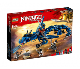 Klocki LEGO® LEGO NINJAGO Zwiastun Burzy