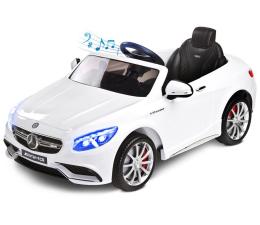 Pojazd na akumulator Toyz Samochód Mercedes AMG S63 White