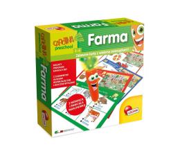 Gra dla małych dzieci Lisciani Giochi Carotina Farma