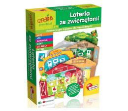 Gra dla małych dzieci Lisciani Giochi Carotina Loteria ze zwierzętami