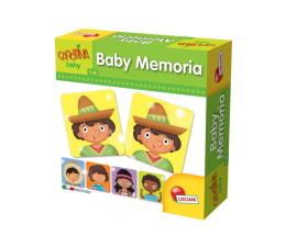 Gra dla małych dzieci Lisciani Giochi Carotina Baby Zapamiętaj