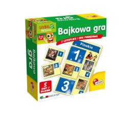 Gra dla małych dzieci Lisciani Giochi Carotina Bajkowa Gra