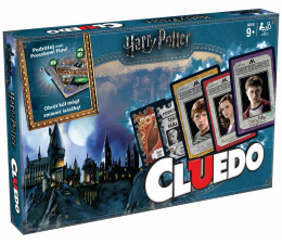 Gra planszowa / logiczna Winning Moves Cluedo Harry Potter