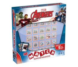 Gra planszowa / logiczna Winning Moves Match Avengers