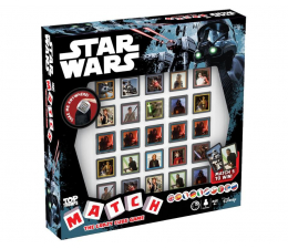 Gra planszowa / logiczna Winning Moves Match Star Wars