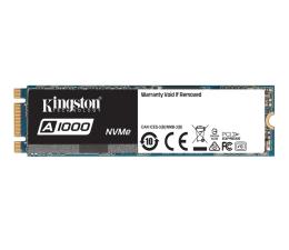 Dysk SSD  Kingston 240GB M.2 PCIe NVMe A1000