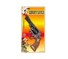 Zabawka militarna Sohni-Wicke Lucky Luke Rewolwer Denver, 12 strzałów