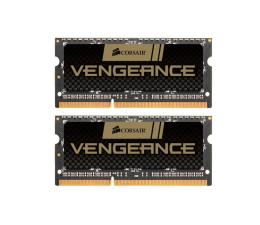 Pamięć RAM SODIMM DDR3 Corsair 16GB 1600MHz Vengeance CL10 1.5V (2x8GB)