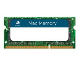 Pamięć RAM SODIMM DDR3 Corsair 8GB 1333MHz Mac Memory CL9 1.5V
