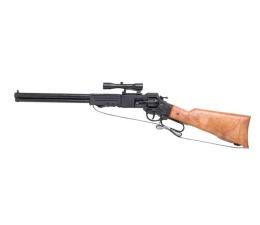 Zabawka militarna Sohni-Wicke Western rewolwer Arizona z lunetą, 8 strzałów