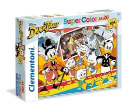 Puzzle dla dzieci Clementoni Puzzle Disney Maxi Super Kolor Duck Tales 104 el.