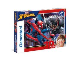 Puzzle dla dzieci Clementoni Puzzle Disney 3D Vision Spider-Man