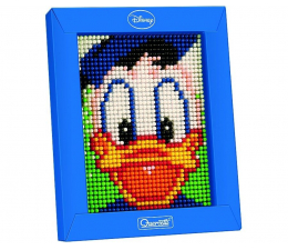 Zabawka plastyczna / kreatywna Quercetti Disney Mozaika Mini Pixel Art. Donald 1200 EL.