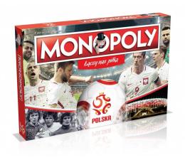 Gra planszowa / logiczna Winning Moves Monopoly PZPN