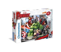 Puzzle dla dzieci Clementoni Puzzle Disney The Avengers: Ready to fight 104 el.