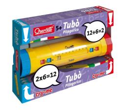 Zabawka edukacyjna Quercetti Tuba Pitagorasa do nauki tabliczki mnożenia