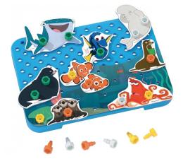 Zabawka plastyczna / kreatywna Quercetti Disney Tecno Puzzle Gdzie jest Dory?