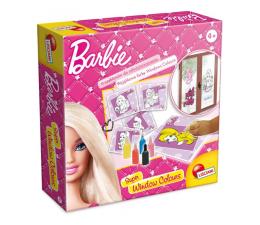 Zabawka plastyczna / kreatywna Lisciani Giochi Zestaw Barbie farbki do malowania na szkle