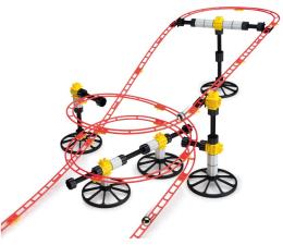 Pojazd / tor i garaż Quercetti Tor kulkowy Roller Coaster Mini Rail 150 el.