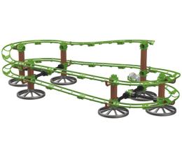 Pojazd / tor i garaż Quercetti Tor kulkowy Skyrail Dinozaury 127 el.