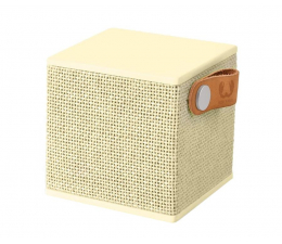 Głośnik przenośny Fresh N Rebel Rockbox Cube Fabriq Edition Buttercup