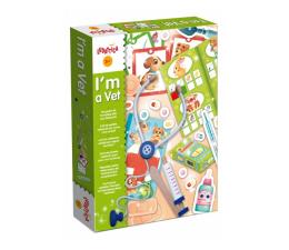 Gra dla małych dzieci Lisciani Giochi Ludattica Jestem Weterynarzem