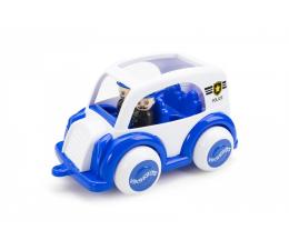Zabawka dla małych dzieci Viking Toys Policja z figurkami Jumbo
