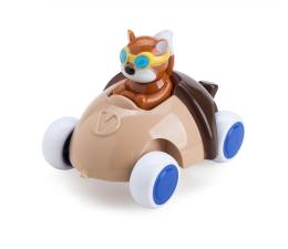Zabawka dla małych dzieci Viking Toys Wesołe autka Wiewiórka
