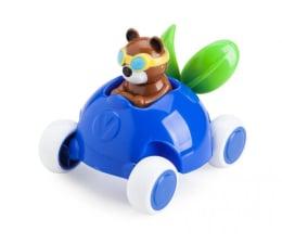 Zabawka dla małych dzieci Viking Toys Wesołe autka Miś