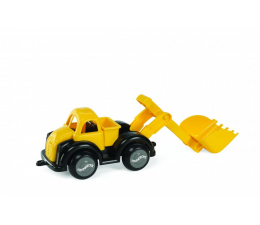 Zabawka dla małych dzieci Viking Toys Ładowarka Jumbo Konstrukcyjny