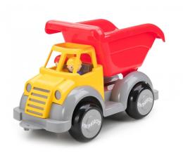 Zabawka dla małych dzieci Viking Toys Wywrotka z figurkami Super Auto Fun colors
