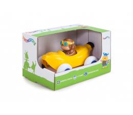 Zabawka dla małych dzieci Viking Toys Wesołe autka Małpka MAXI GIFTBOX