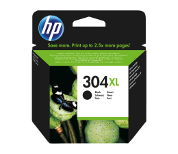 Tusz do drukarki HP 304XL black 480 str.