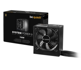 Zasilacz do komputera be quiet! System Power 9 700W 80 Plus Bronze