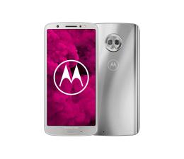 Smartfon / Telefon Motorola Moto G6 3/32GB Dual SIM srebrny + etui