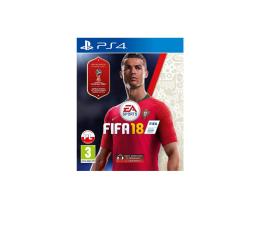 Gra na PlayStation 4 EA Sports Fifa 18 Standard Edition