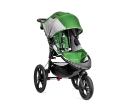 Wózek spacerowy Baby Jogger Summit X3 Green/Gray