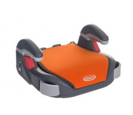 Fotelik 15-36 kg Graco Booster Persimmon Orange