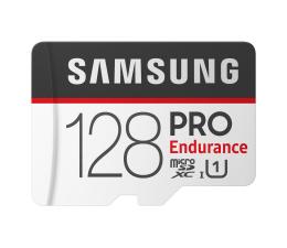 Karta pamięci microSD Samsung 128GB microSDXC PRO Endurance UHS-I 100MB/s